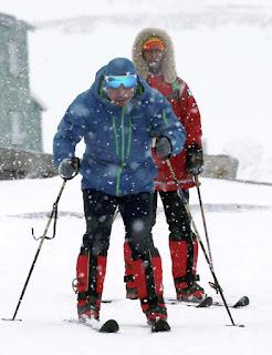 #KE7B: Qobin Selamat Dan Terus Semangat Tempuhi Cabaran Misi Kutub Selatan