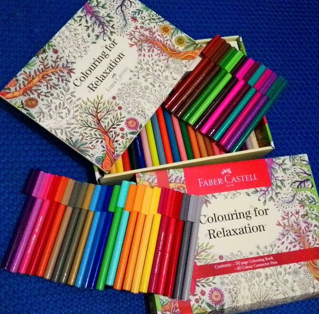 pensil warna faberl castell