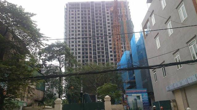 Dự án Mỹ Sơn Tower số 62 Nguyễn Huy Tưởng