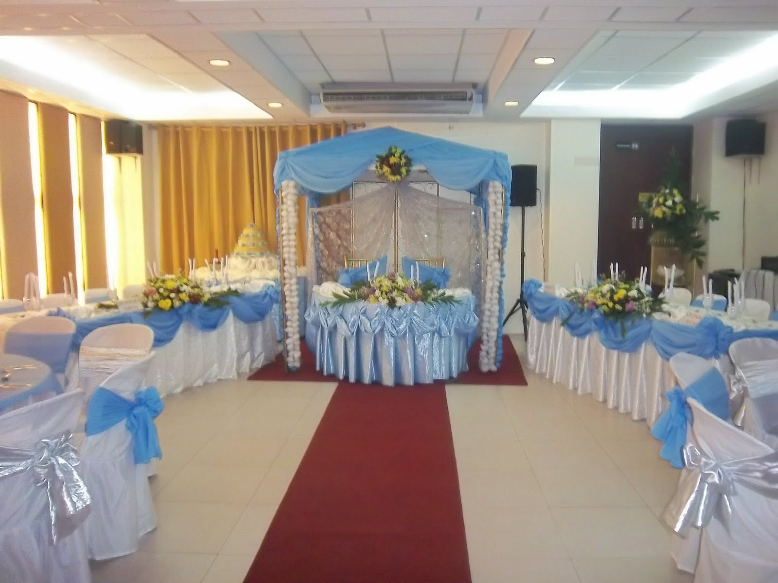 The Cherilyn Catering Company: Other set up Wedding