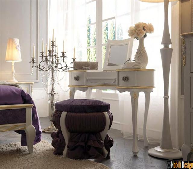 Mobila italiana stil clasic de lux - Mobila dormitor Italia | Toaleta  - dormitor - alba - Italia