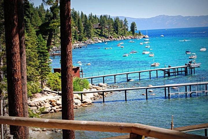Mengenal Tahoe, Danau Tertua di Dunia