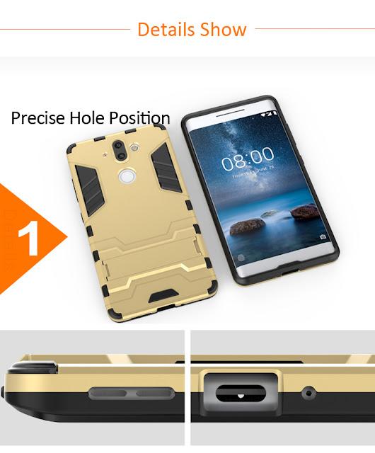 Nokia 9 Hybrid Case