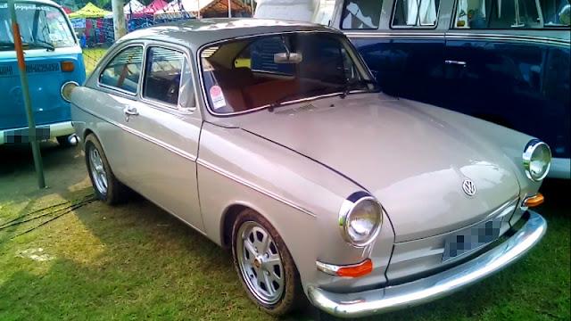 Volkswagen Type 3 fastback