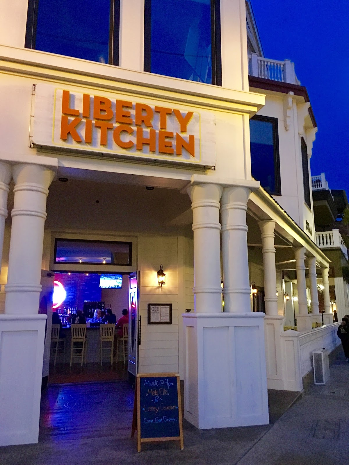 Liberty Kitchen : Blogtown: Temeculas Liberty Kitchen - Ramble On!