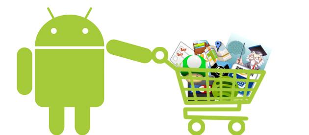 Resultado de imagen para tiendas oficiales para descargar apps