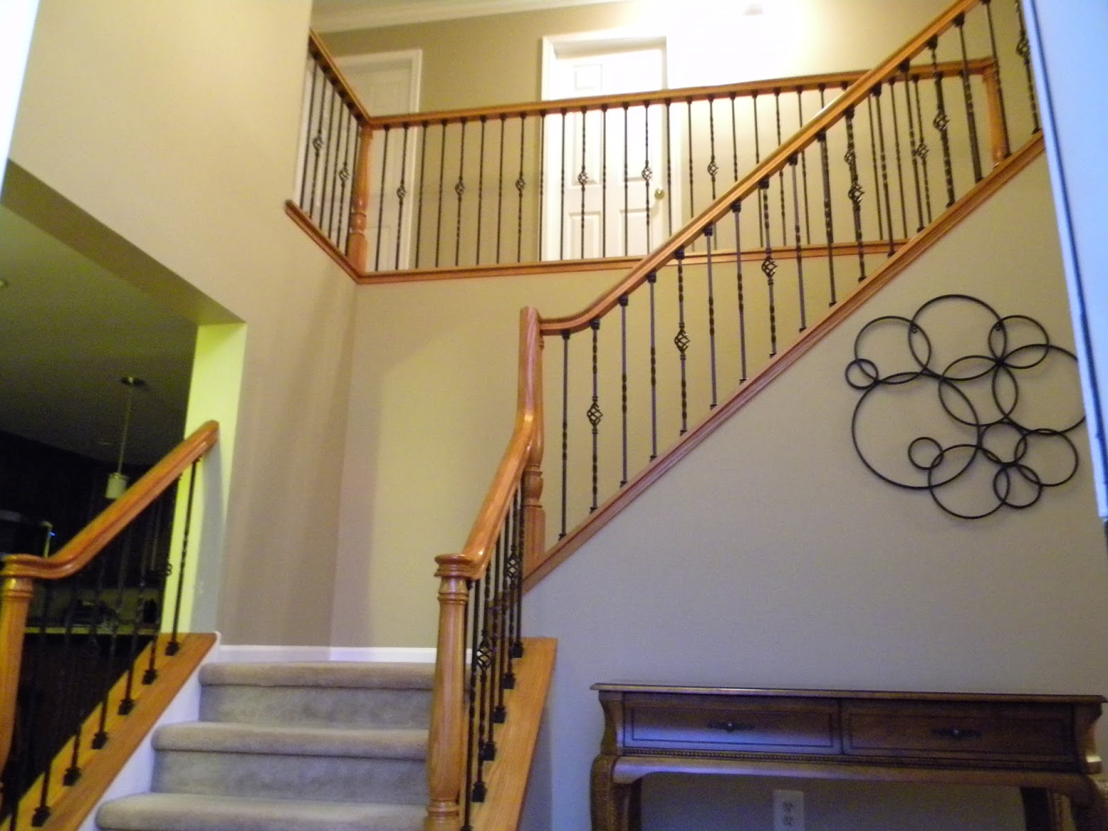 Superior Your Local Staircase Contractor And Iron Baluster Specialist In Morrisville  PA. This Was A Very Clean Job. Some Jobs Are Easier Than Others.