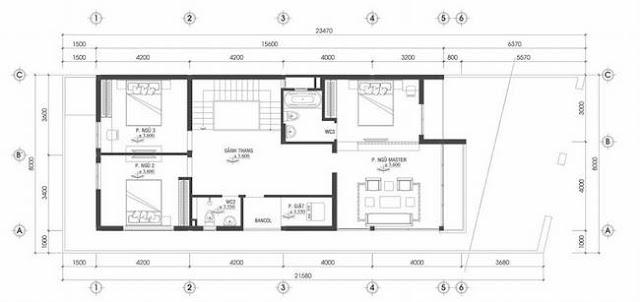 Thiết kế biệt thự đẹp 2 tầng 180m2 | Biệt thự hiện đại