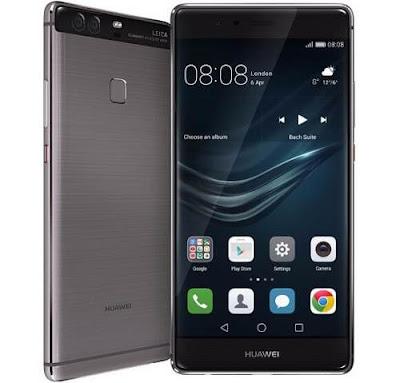 Huawei P9 con Simyo