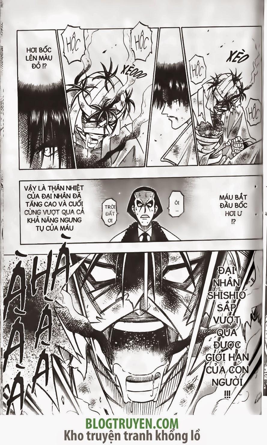 Rurouni Kenshin chap 145 trang 4