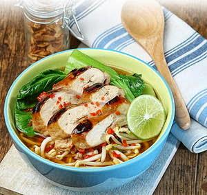 Resep Sup Ayam Madu