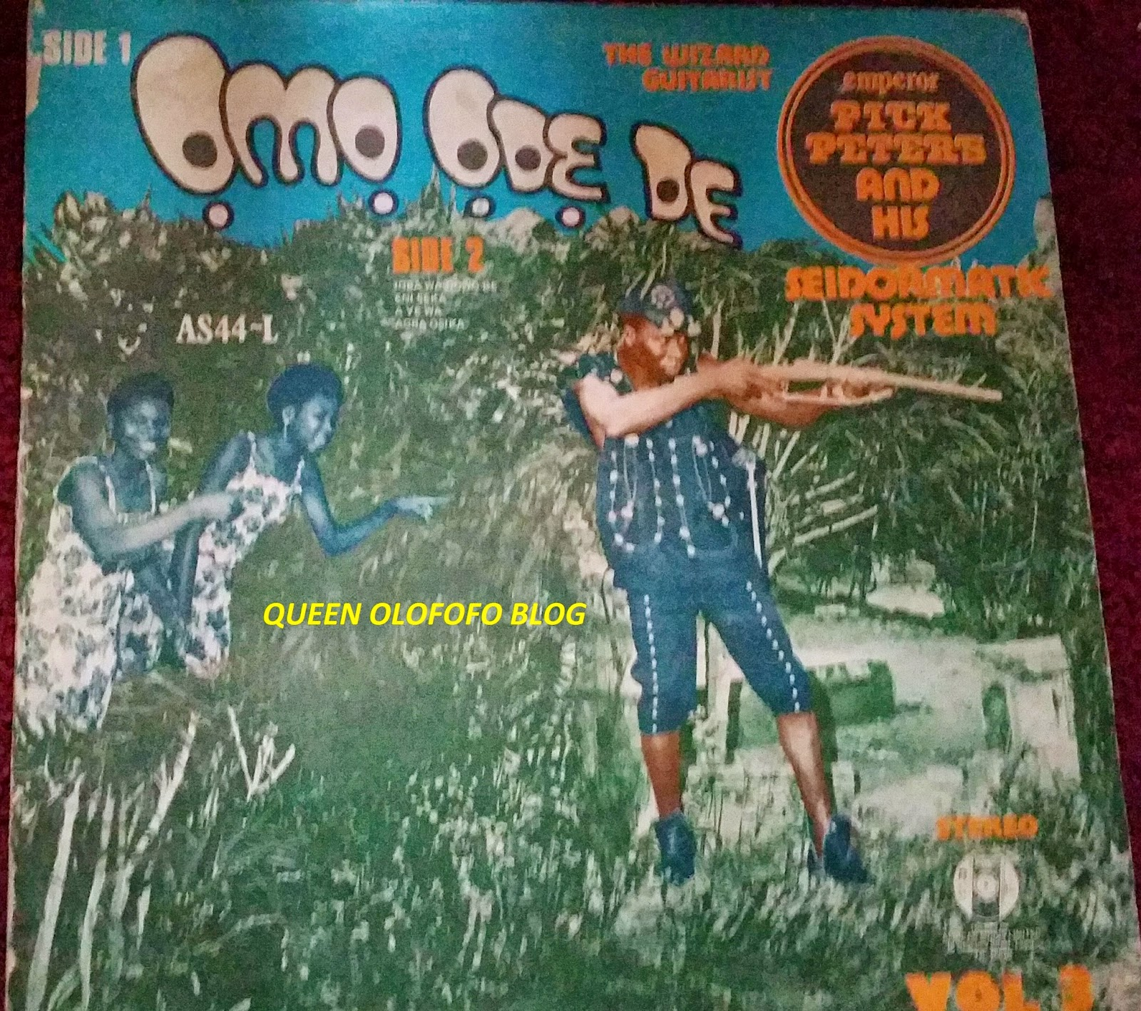 Omo ode de Emperor Pick Peters
