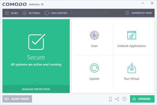 Comodo Antivirus   Antivirus: Definition,Types, and Examples