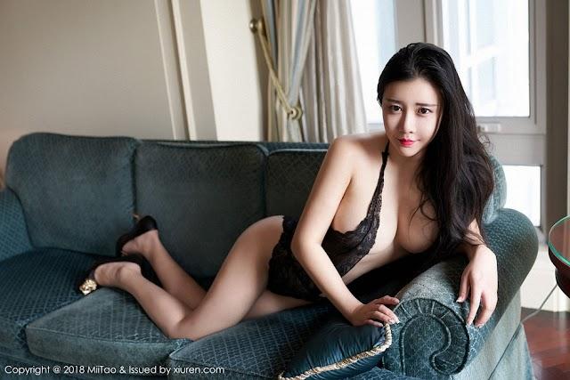 MiiTao 2018.01.10 VOL.091 王婉悠Queen