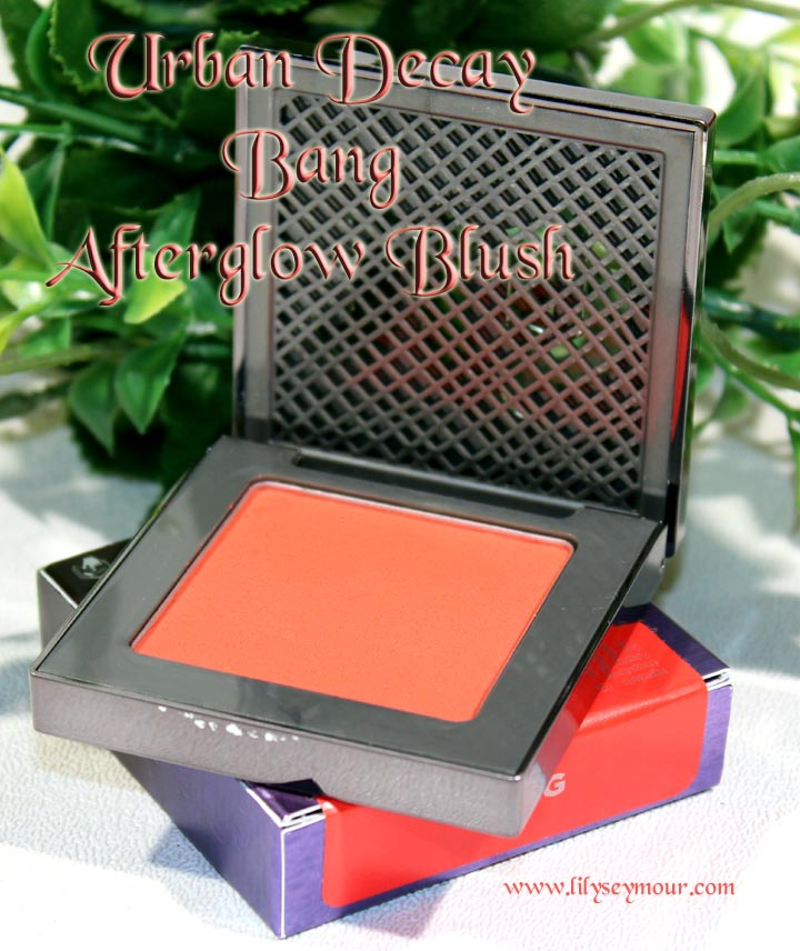 Urban Decay Revolution Afterglow Blush