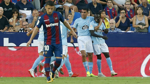 Prediksi Bola Celta Vigo vs Levante Liga Spanyol