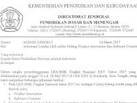 Informasi Lomba LKS Online SMK Tahun 2017