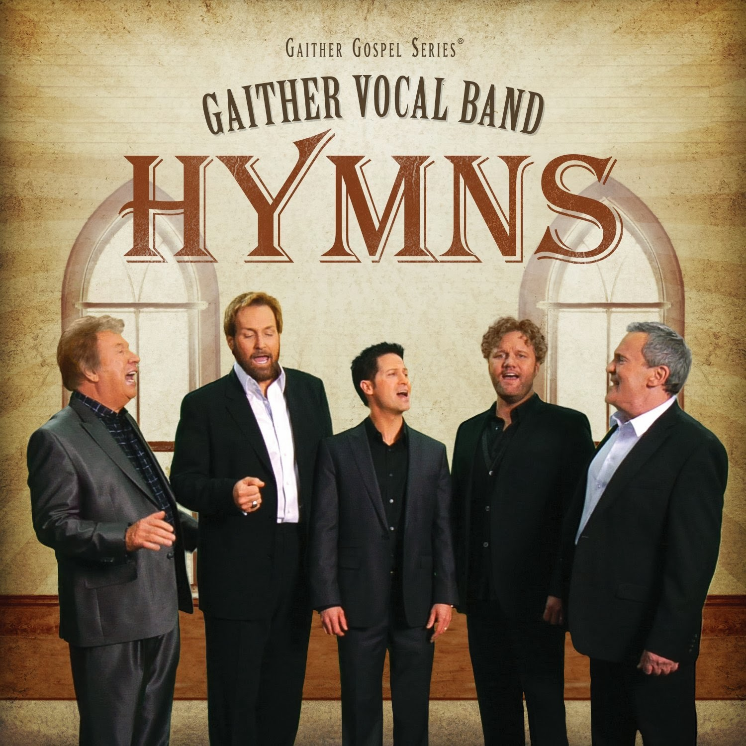 Gaither Vocal Band - Hymns (2014) English Christian Album Download