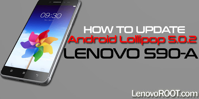 how to update lenovo s90-a lollipop 5