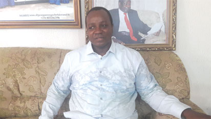 My father's regret before he died —Samuel Ogbemudia Jr.