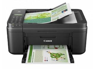 Cara Mudah Reset Printer Canon MX497 Terbaru