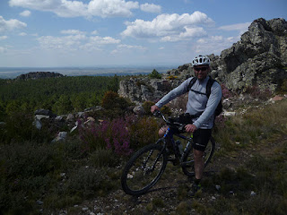 Camino de la Sierra. Sierra de la Culebra