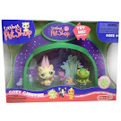 Littlest Pet Shop Dioramas Frog (#400) Pet
