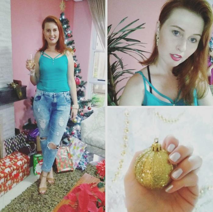 Look de Natal