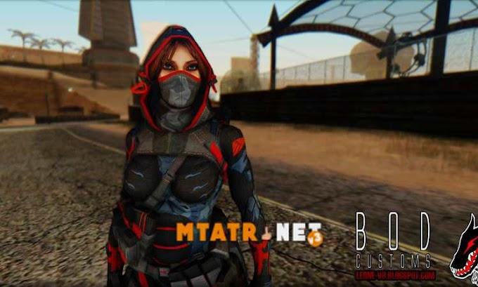 MTA SA Nano Sniper Girl