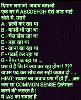 Paheliyan With Answer: Ek Aisa Ghar Jisme Aath Bhai