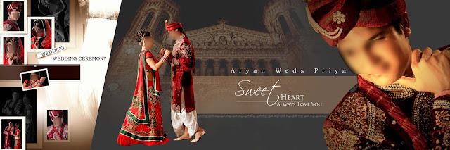 Kerala wedding album template free download