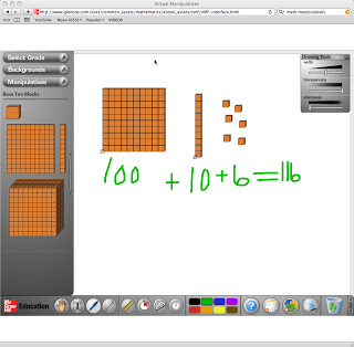 Educational reviews: Virtual Math Manipulatives