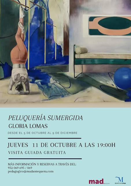 Visita Guiada a Exposición Temporal en el MAD Antequera