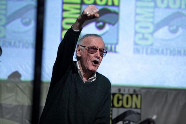 Stan Lee recibirá de Marvel 1 mdd al año de por vida