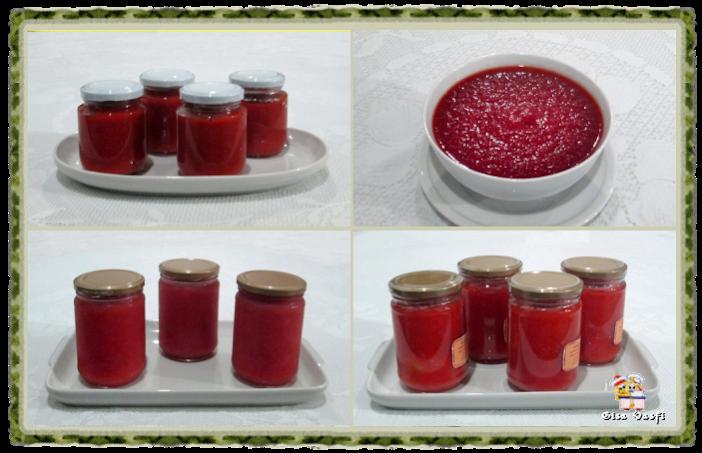 Extrato de tomates 1
