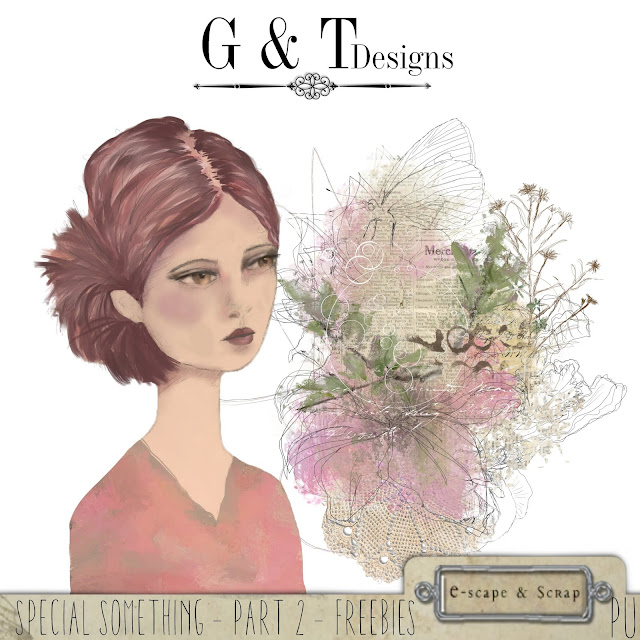 G&T Designs - Special Something - Part 2 & Freebies