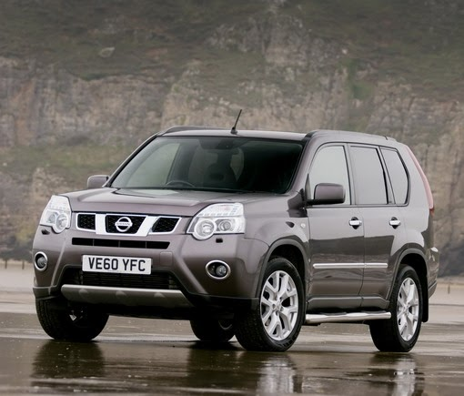 im genes de autos deportivos nissan x trail 2012. Black Bedroom Furniture Sets. Home Design Ideas