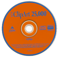 America Online Clipartis 25.000