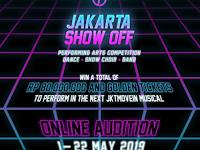 """Lomba Dance, Show Choir, dan Band 2019 """"JAKARTA SHOW OFF"""""""