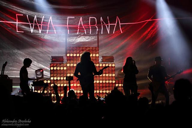 Zlot fanów Ewy Farnej  w Złotoryi 2016 - Koncert