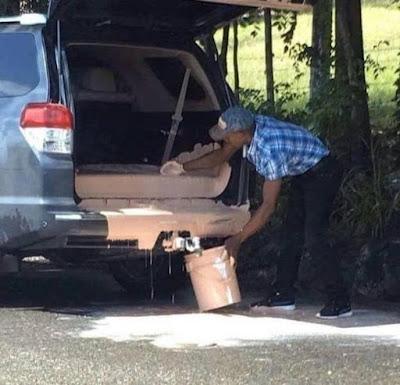 Refaire facilement la peinture du coffre de votre voiture