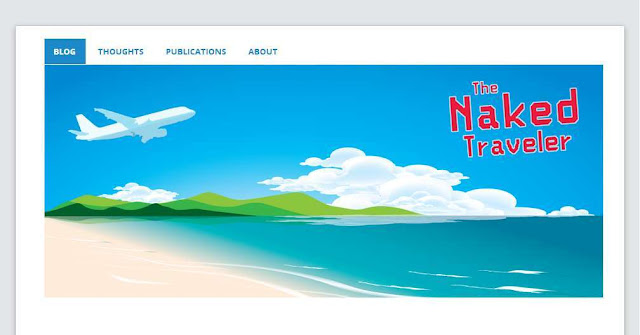 The Naked Traveler Naked-Traveler.com - Blog Travel Terbaik Di Indonesia
