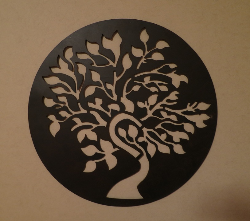 livets träd väggdekoration