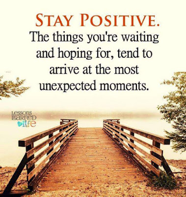 good morning  quotes images for stay positive