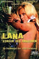 Lana, Rainha das Amazonas – Dublado