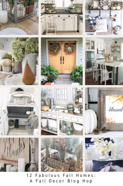 Adventures In Decorating Fall Home Tour Blog Hop