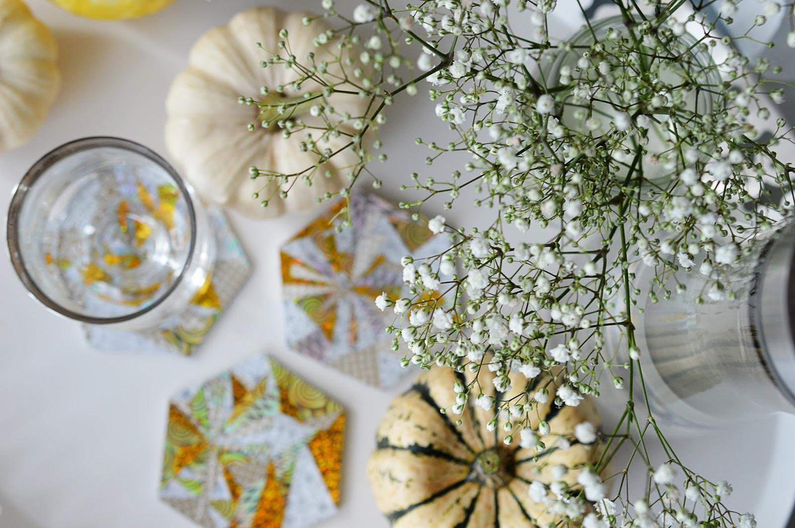 DIY Kaleidoscope Coasters   Motte's Blog