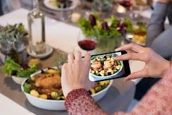 5 Tips Agar Foto Makanan Terlihat Lebih Menarik