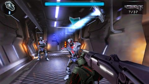 PSP Games Screenshots