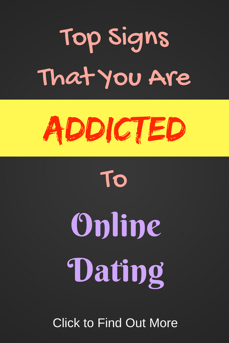Why are men addicted to dating sites